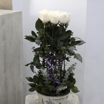 Centro de rosas Bosque