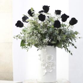 Selección De Rosas Negras Exclusivas Milrosas