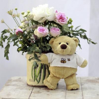 Osito Teddy Miel