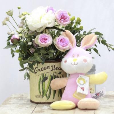 Peluche Bebé Rabbit