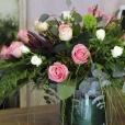 Bouquet Francés Bicolor Rosa