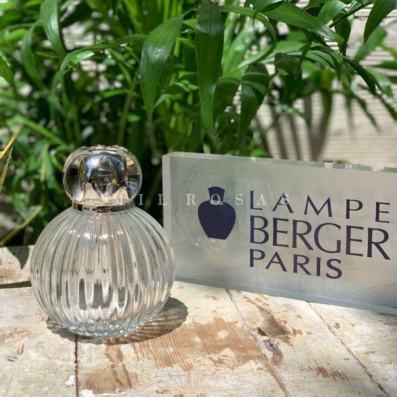Lampe Plise Cristal