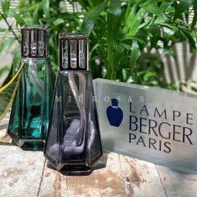 Lampara Berger Urban Gris o Verde